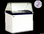 JUKA Морозильный ларь с надставкой, для мягкого мороженого